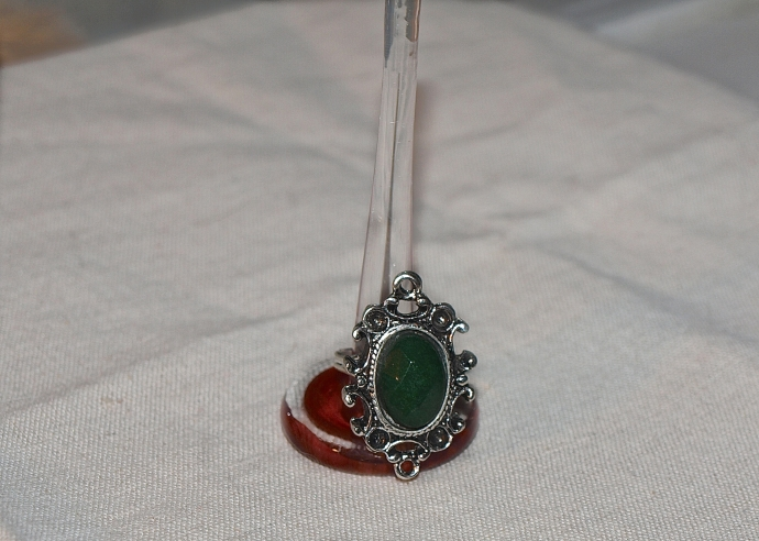 Victorian Green RIng